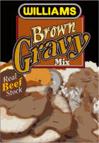 WIlliams Brown Gravy (regular)