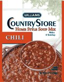 Williams Country Store Chili Soup