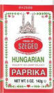 SZEGED Hungarian Paprika