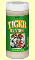 Try Me TIger Seasoning-5oz for $2.49
