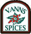 Vann's Spices-A full line of Quality Spices